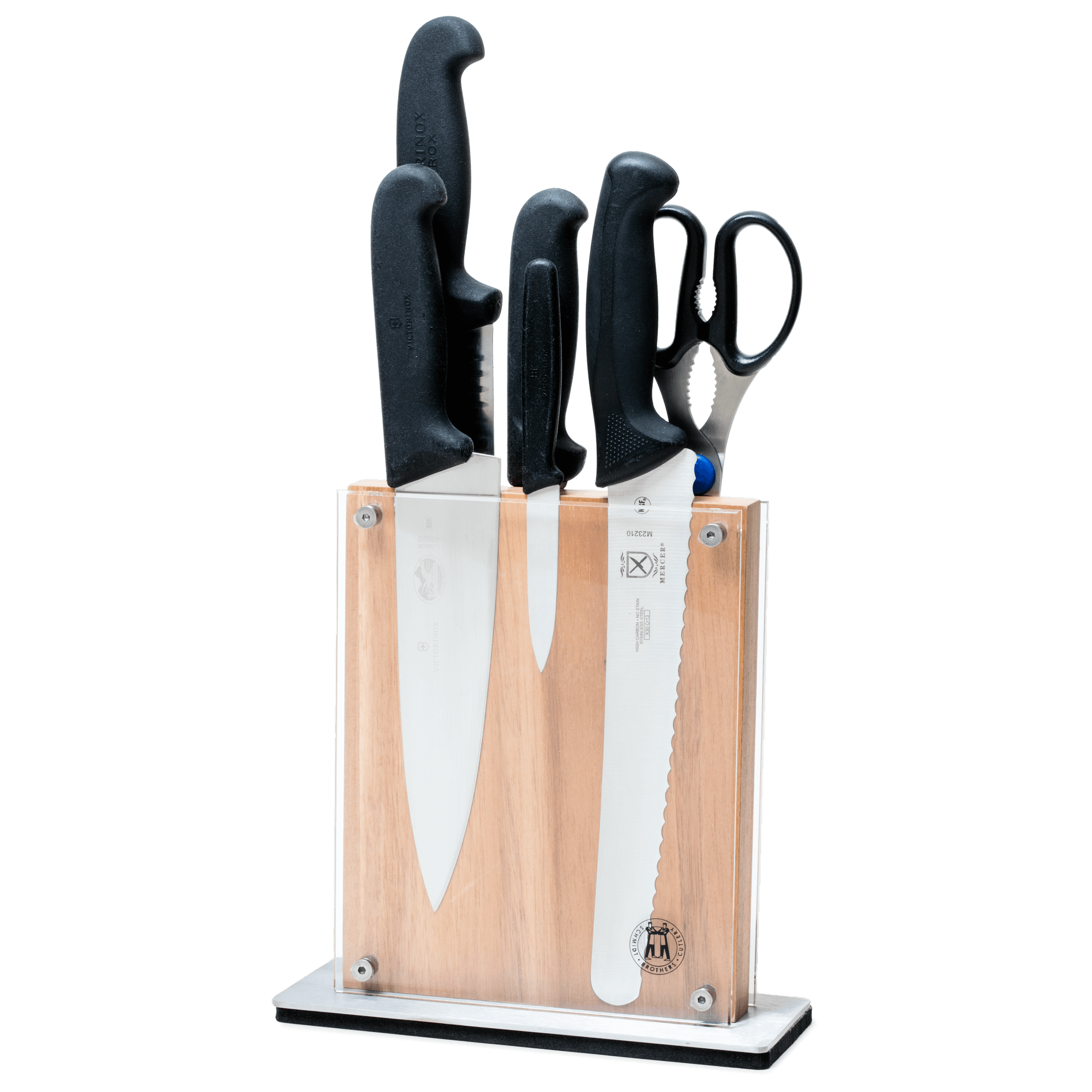 The Best Best Buy 224 La Carte Knife Set Cook S Illustrated