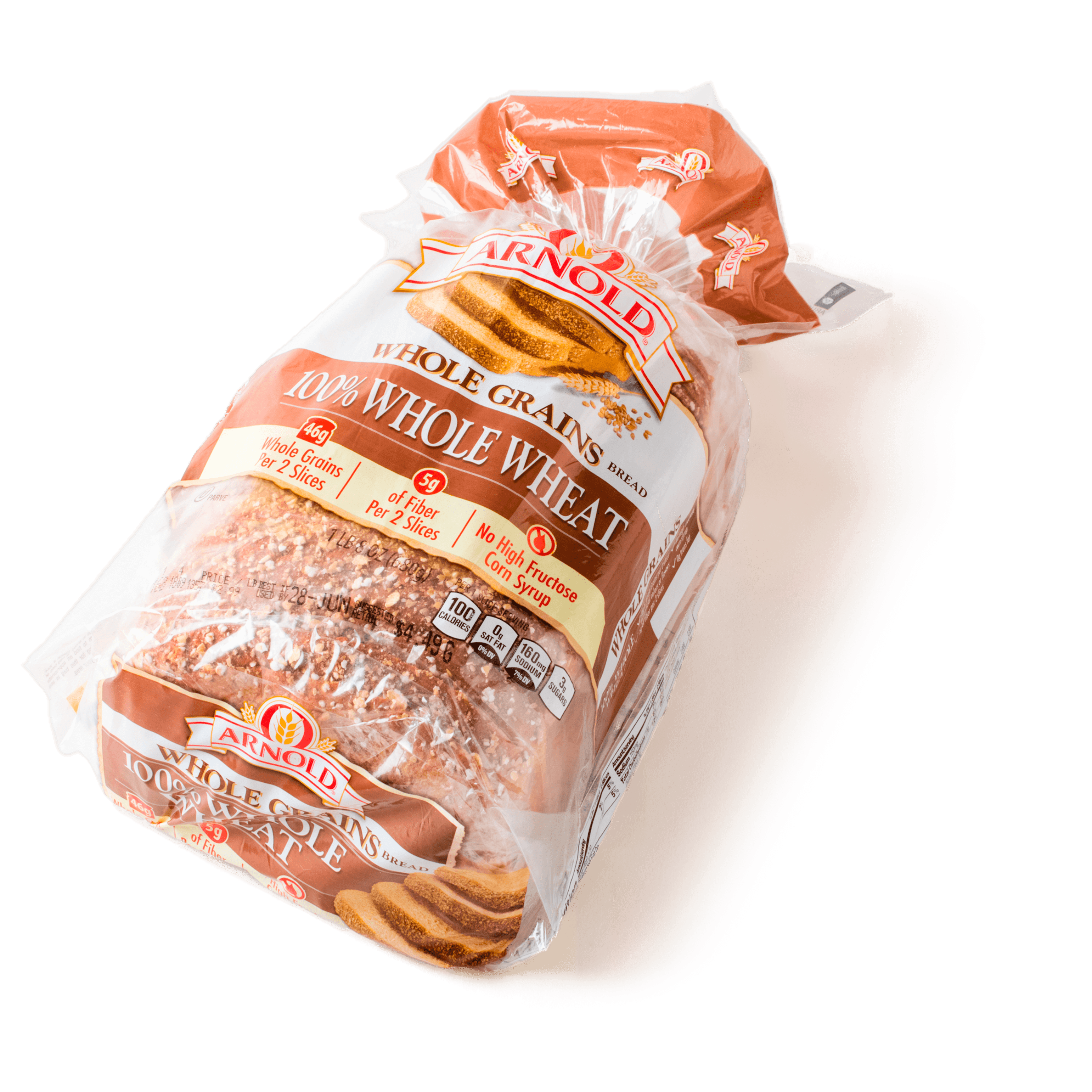 100% Whole-Wheat Bread   Cook's Country