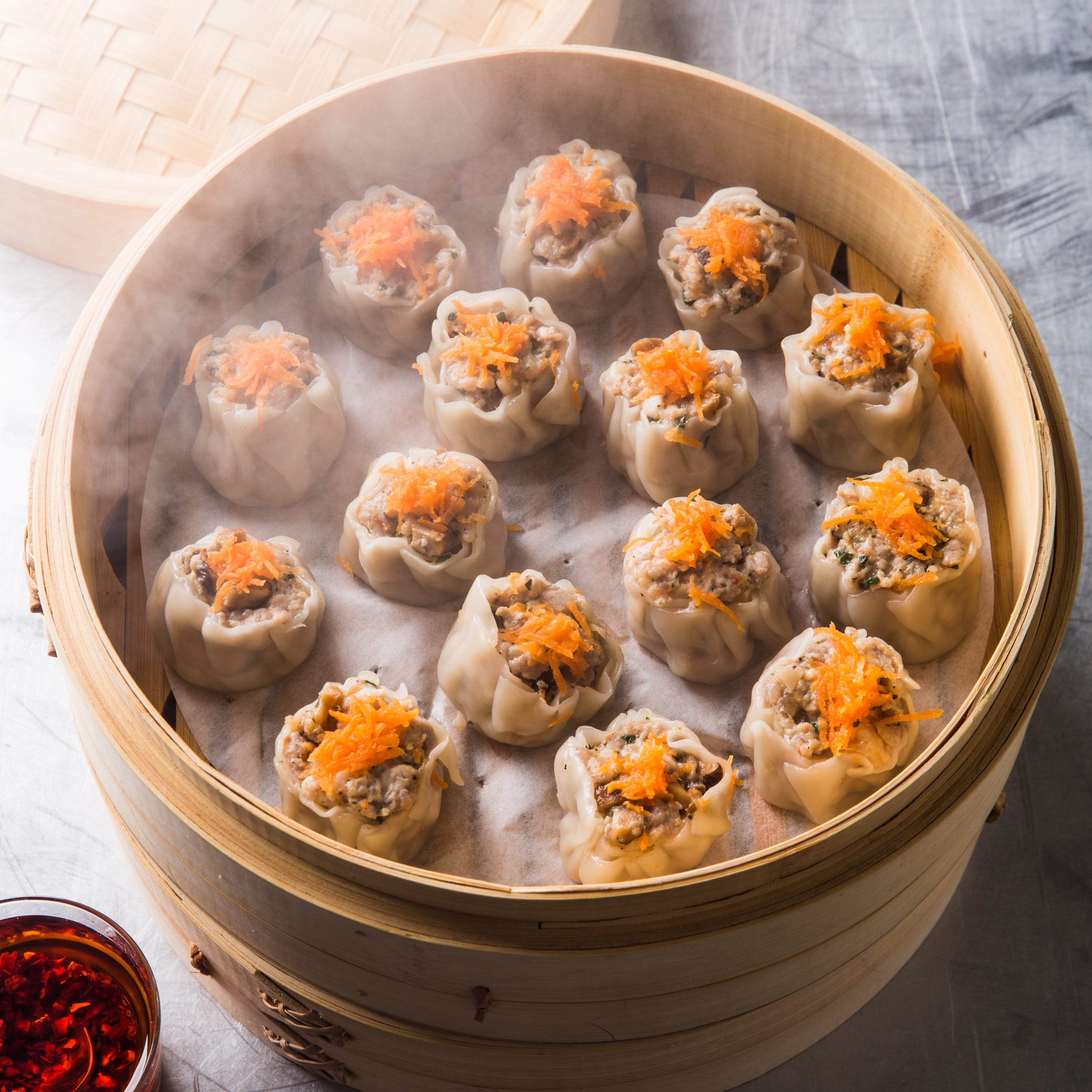 Steamed Chinese Dumplings (Shu Mai) | Cook's Illustrated