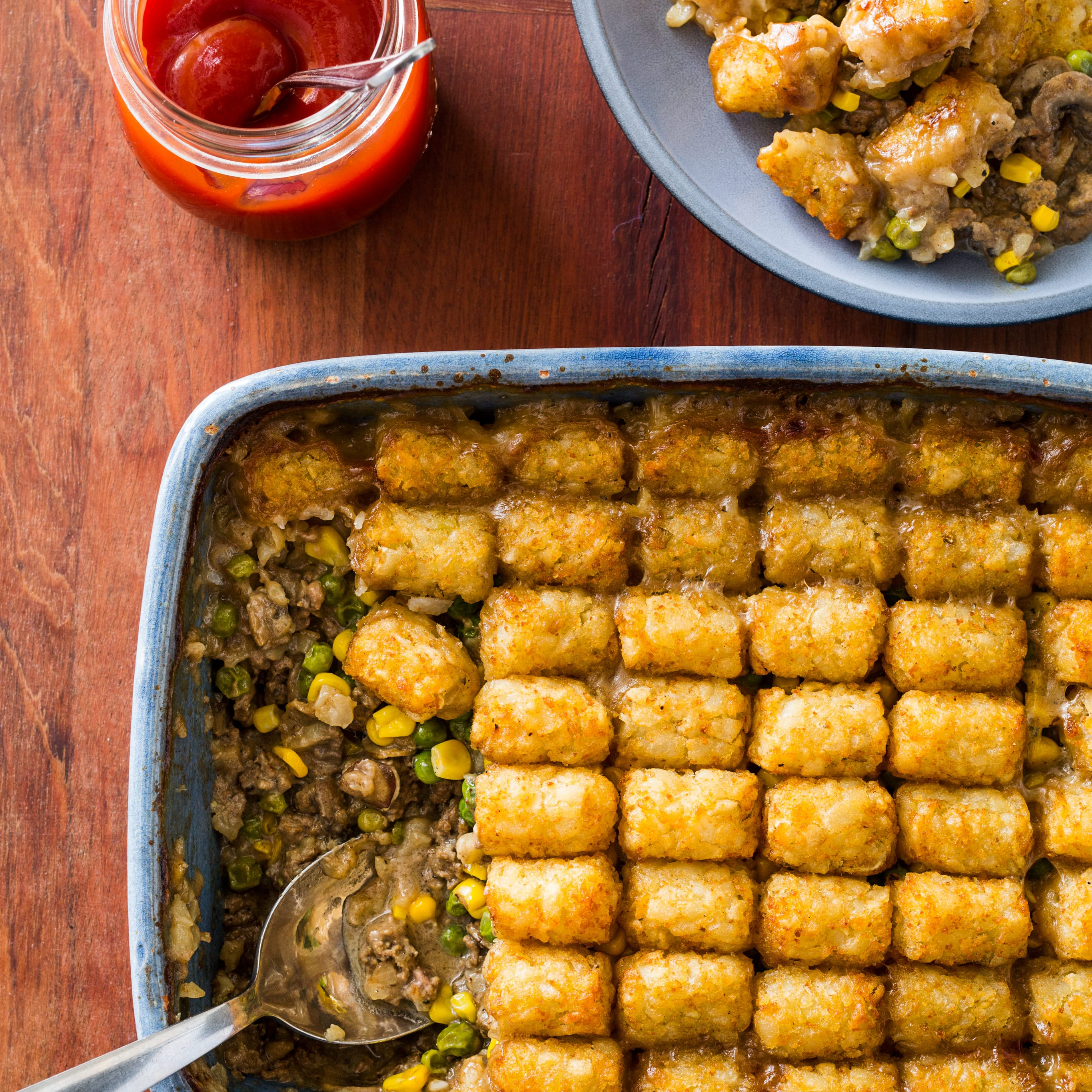 Tater Tot Hotdish | Cook's Country