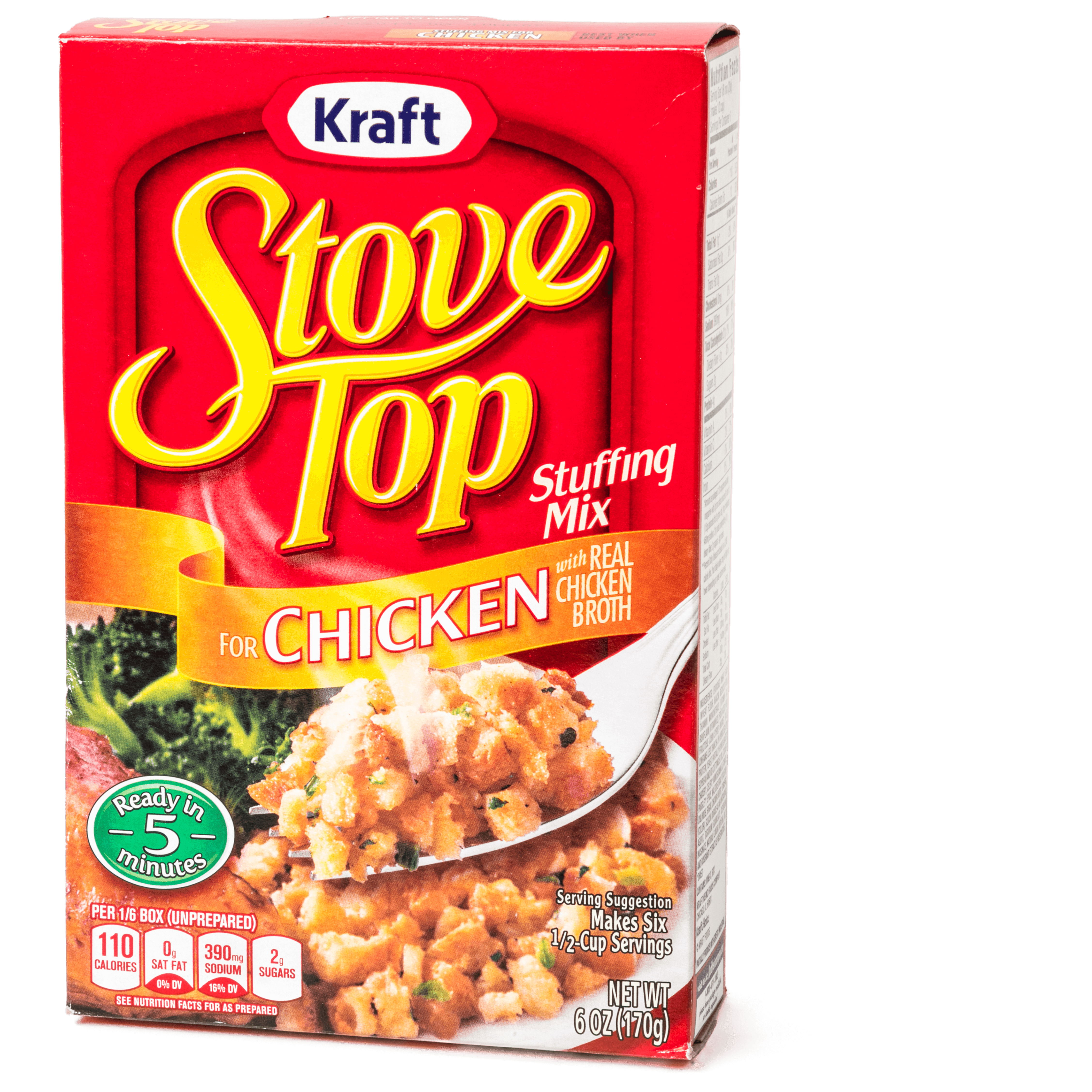 Stovetop Stuffing Mixes
