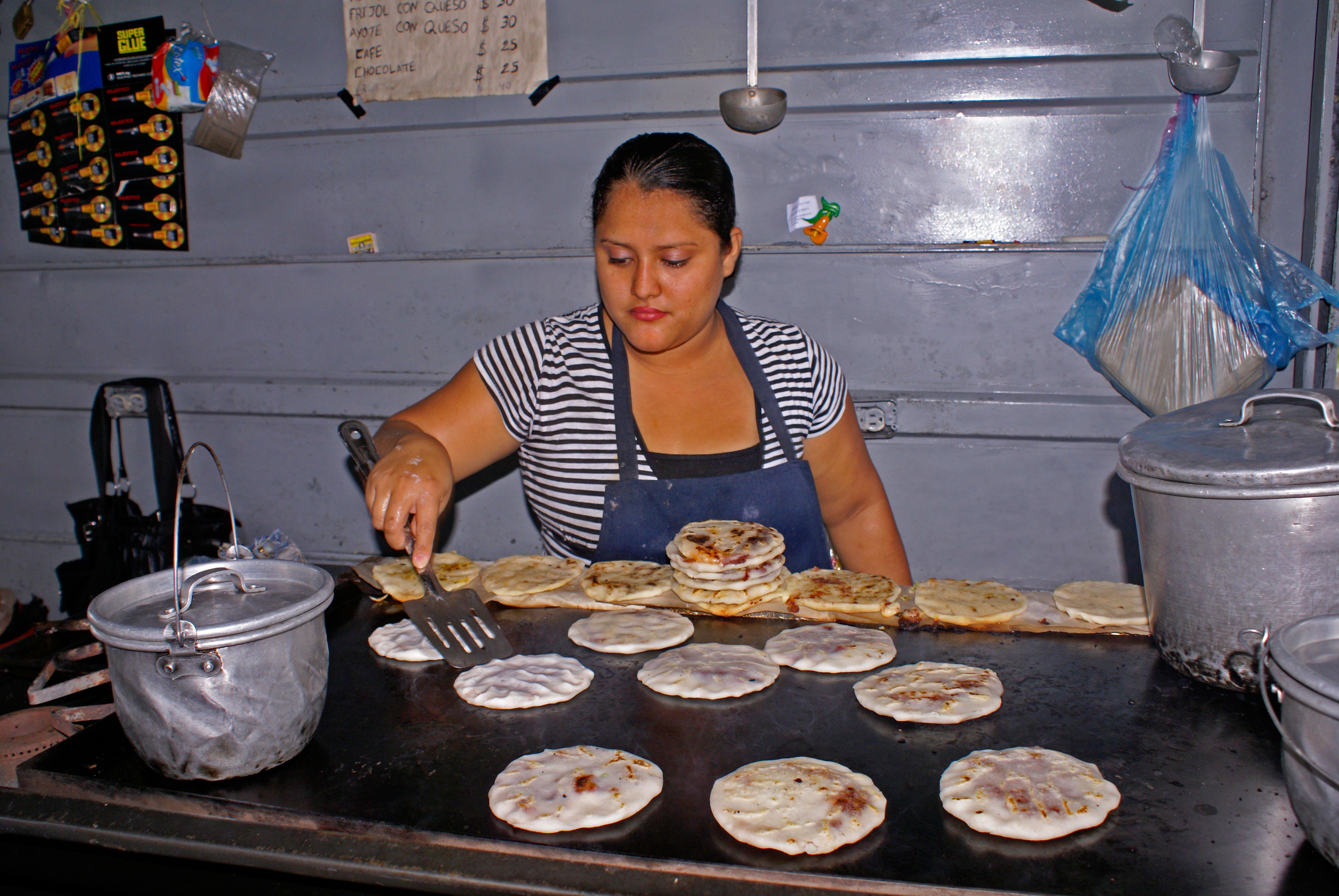 How to Make Pupusas | Cook's IllustratedSalvadoran Pupusas On Indian School
