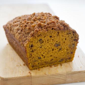America's Test Kitchen Pumpkin Bread