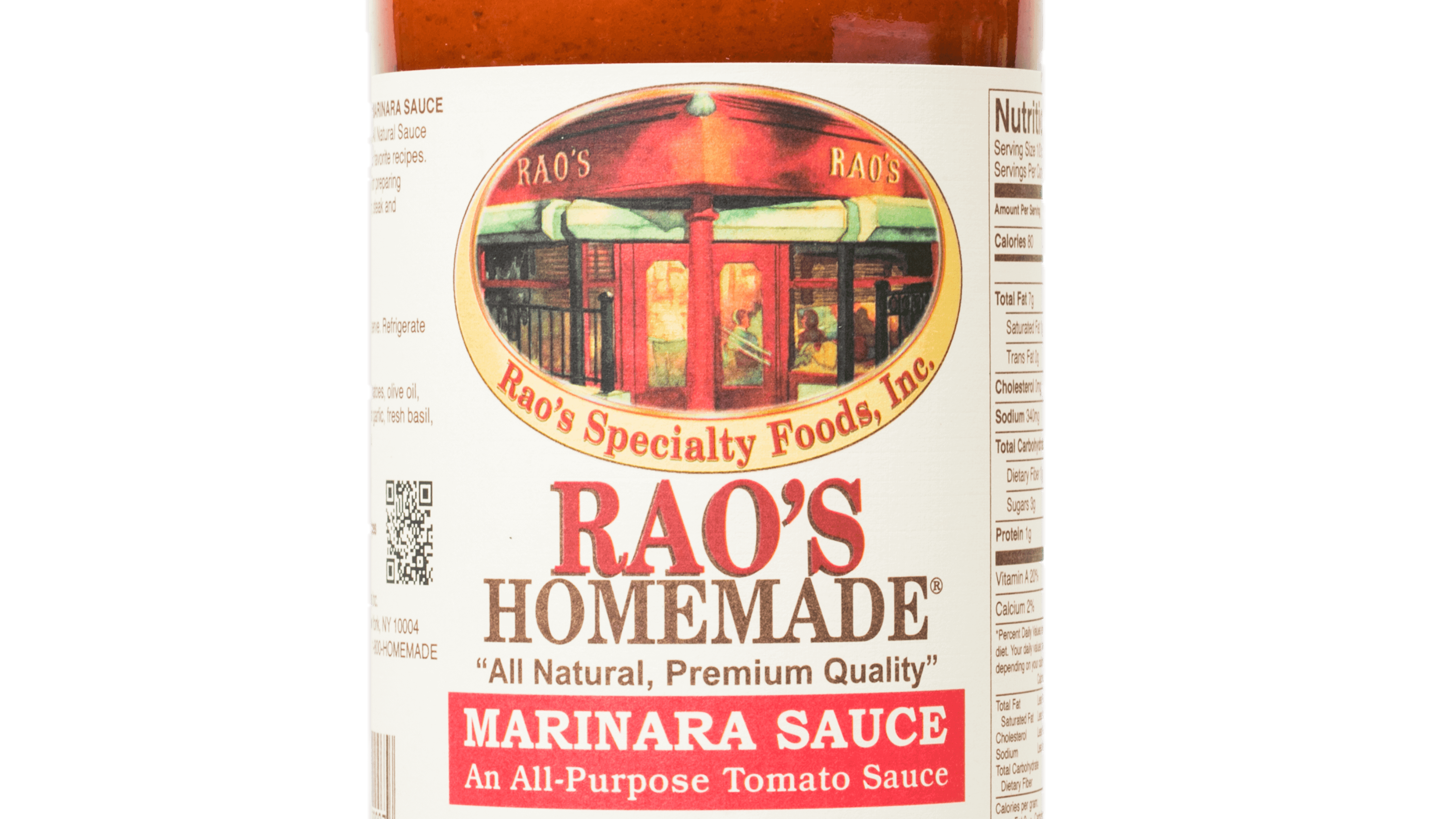 39431 sil pastasauce raos homemade marinara sauce