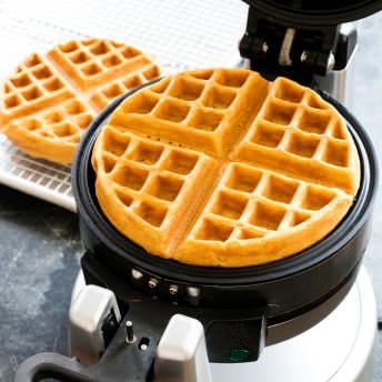 America S Test Kitchen Waffle Recipe