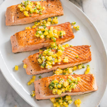 America S Test Kitchen Cold Pan Salmon