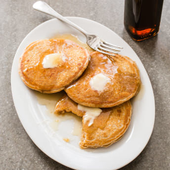 100 percent whole wheat pancakes americas test kitchen ingredients ccuart Image collections
