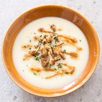 America S Test Kitchen Cream Of Cauliflower Soup Recipe