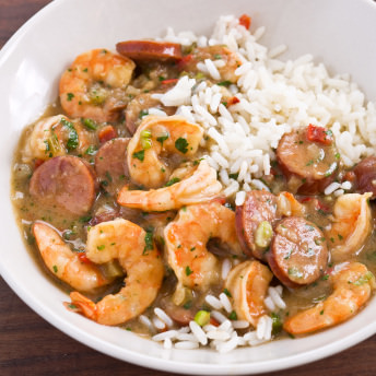 America S Test Kitchen Creole Style Shrimp And Sausage Gumbo