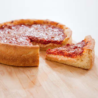 Image result for chicago style deep dish pizza