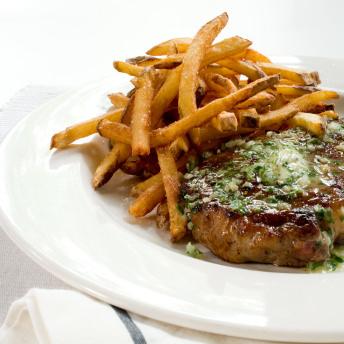 Steak Frites Recipe America S Test Kitchen