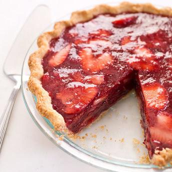 Icebox Strawberry Pie America S Test Kitchen