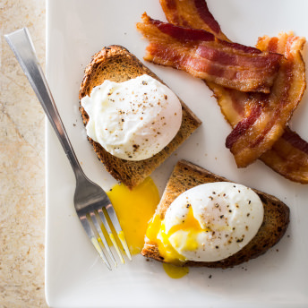Americas Test Kitchen Poached Egg
