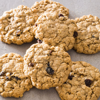 Chewy Oatmeal Cookies America S Test Kitchen