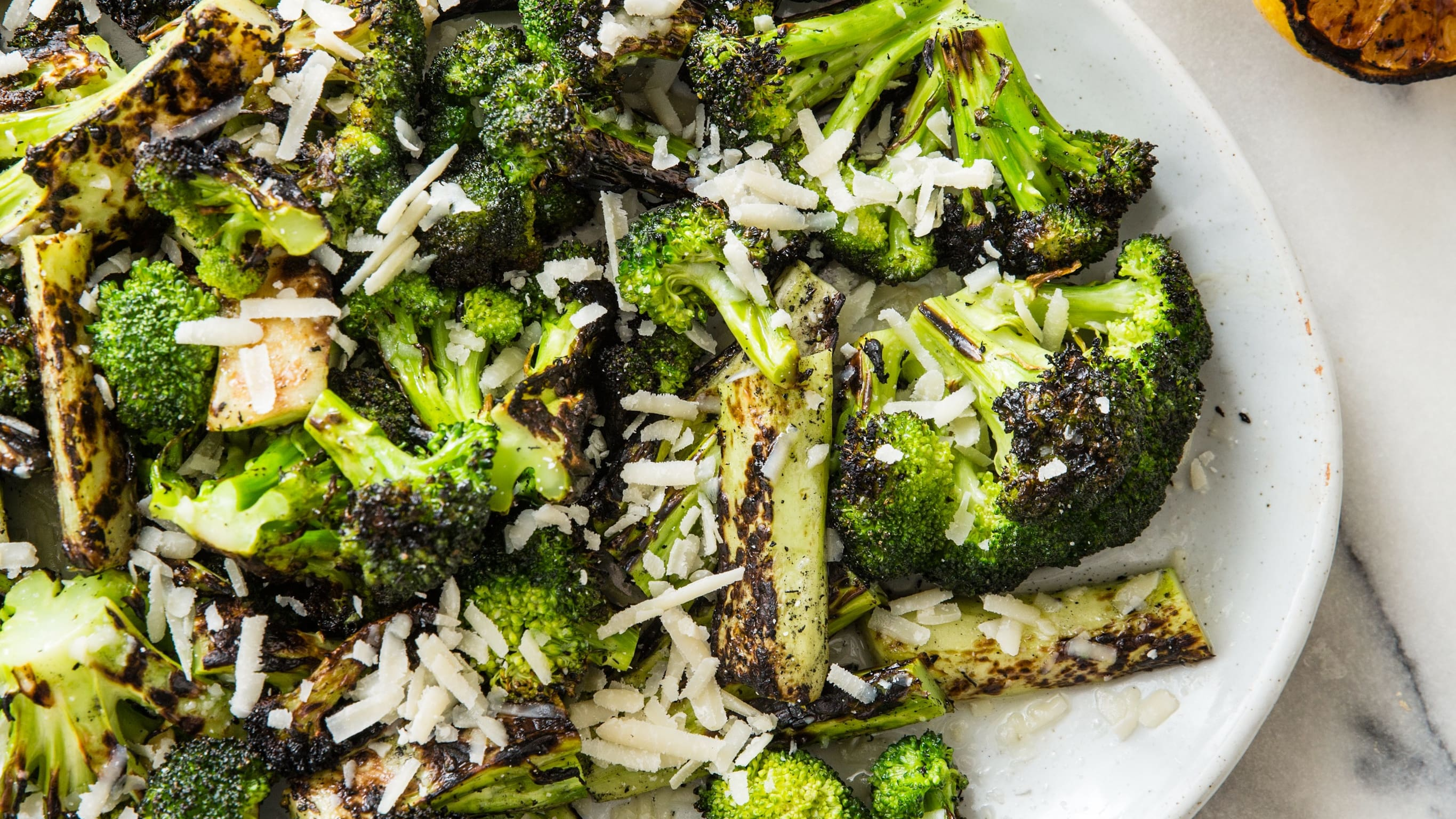 29673 sfs grilled broccoli with lemon and parmesan 8