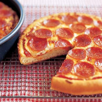 Chicago Pizza Recipe America S Test Kitchen