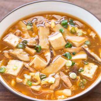 Hot And Sour Soup America S Test Kitchen