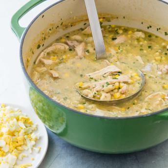 America S Test Kitchen Chicken Noodle Soup Lemon