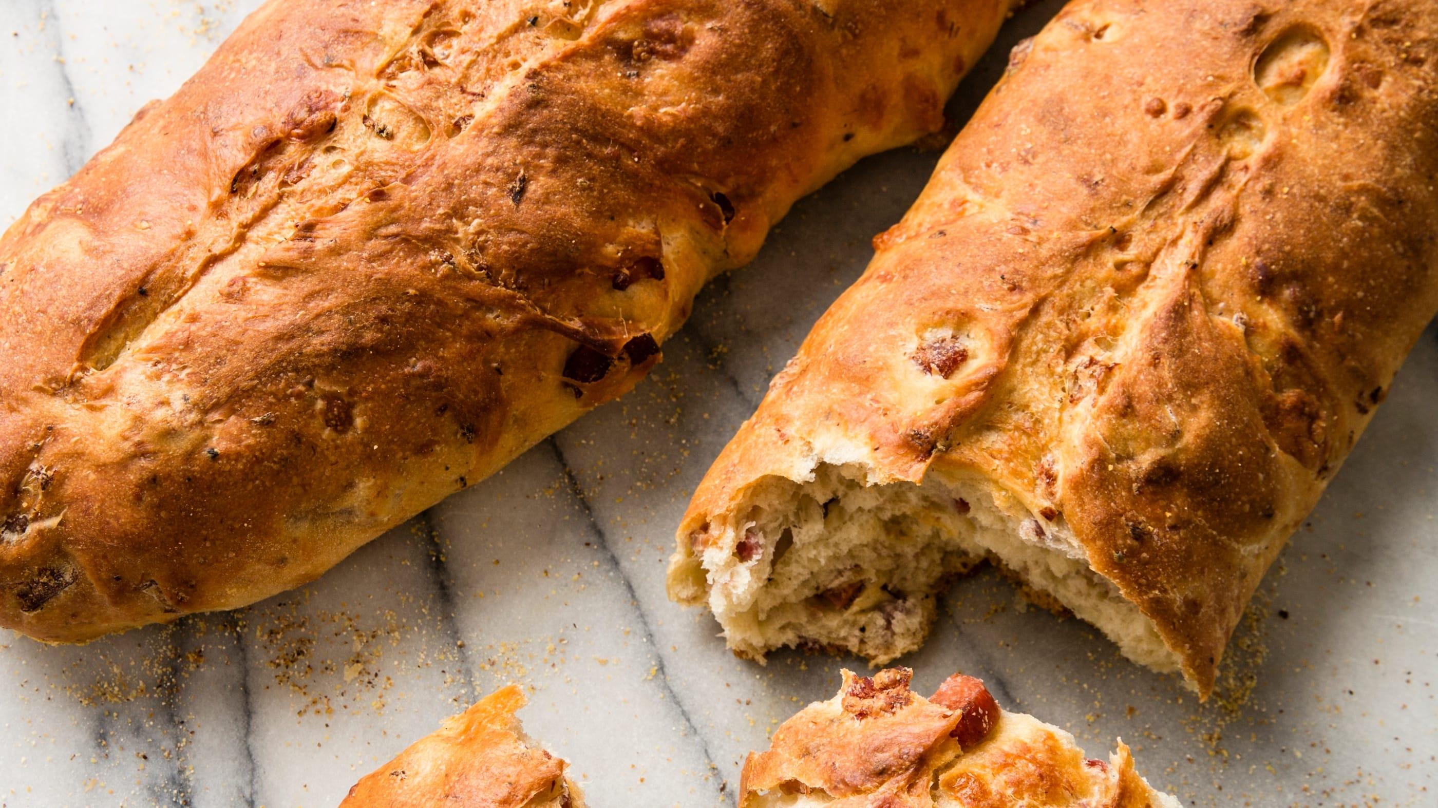 Sfs prosciutto bread with provolone 5 hnsqzd