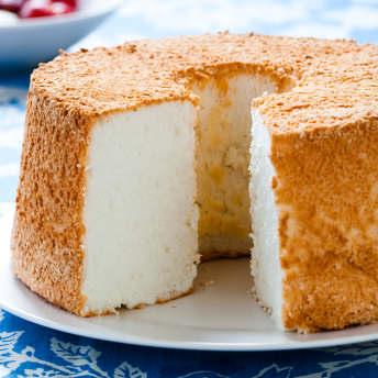 The best angel food cake americas test kitchen ingredients forumfinder Images