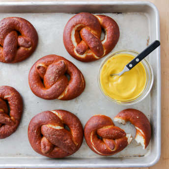 Soft Pretzel Recipe America S Test Kitchen