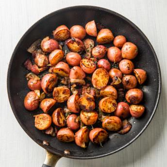Braised Sweet Potatoes America S Test Kitchen