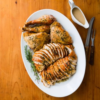 Turkey And Gravy For A Crowd Cook S Country