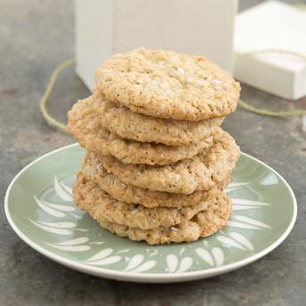 Crispy Oatmeal Cookies America S Test Kitchen