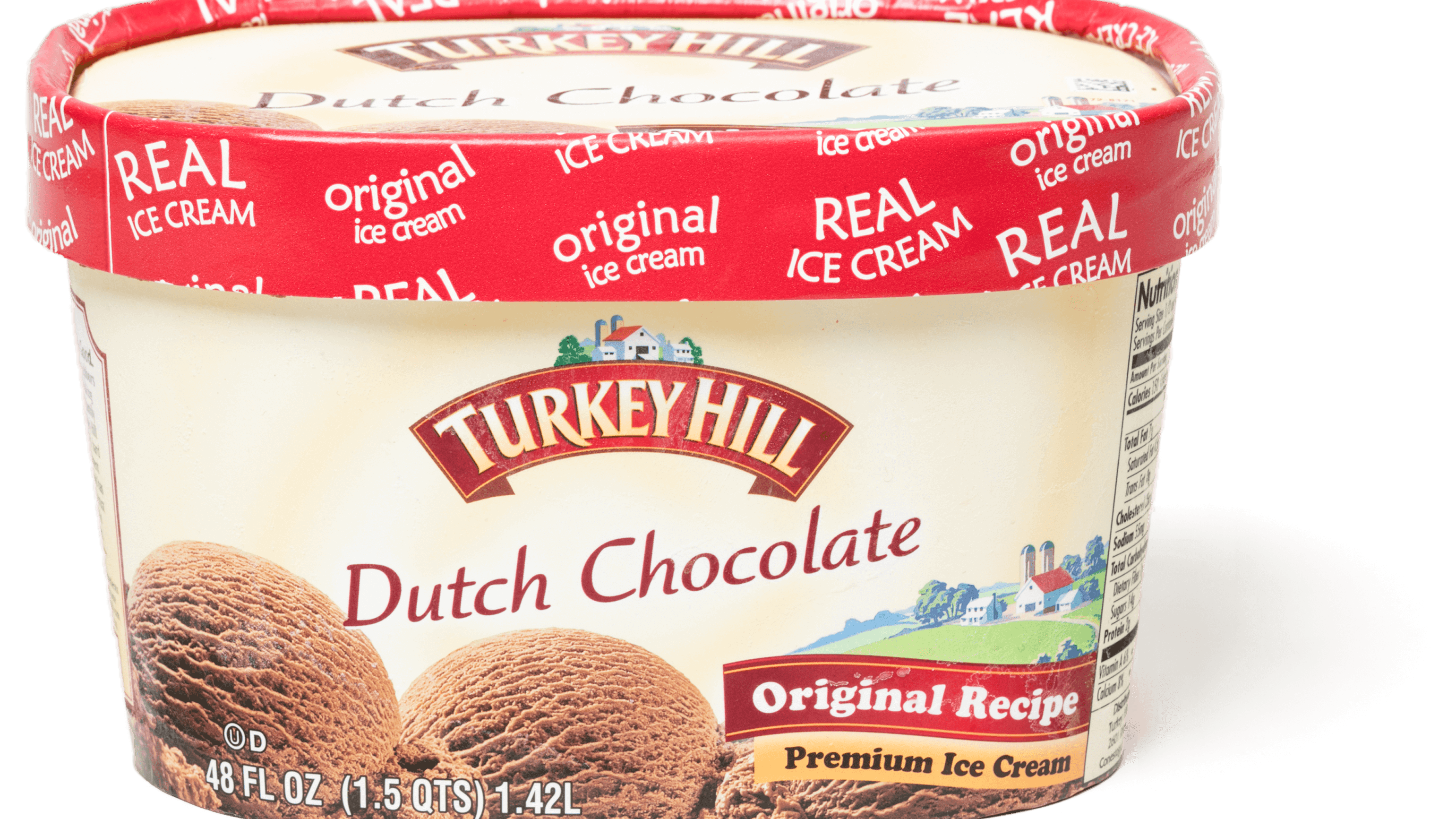 35996 sil chocolate ice cream turkey hill premium dutch chocolate ice cream