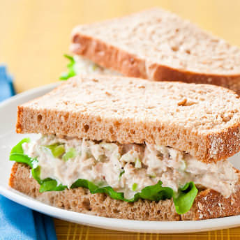 The best tuna salad cook 39 s country for How to make tuna fish with eggs