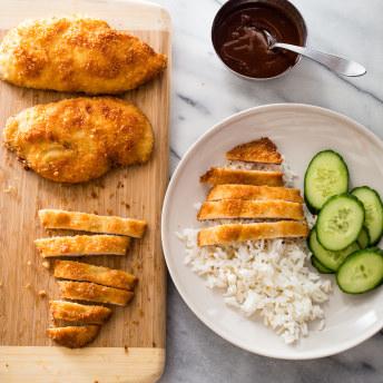 recipe: breaded chicken cutlet recipes [19]