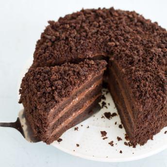 Blackout Cake America S Test Kitchen