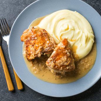 recipe: chicken vermouth cream sauce [3]