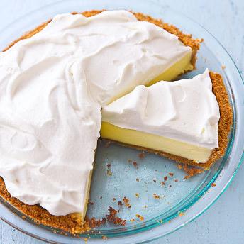 Old fashioned lemon icebox pie 24
