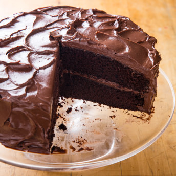 Chocolate Layer Cake Cooks Country