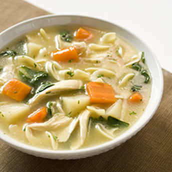 America S Test Kitchen Chicken Noodle Soup Lemon Juice