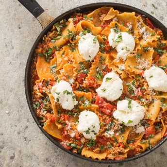 recipe: skillet lasagna cooks illustrated [3]