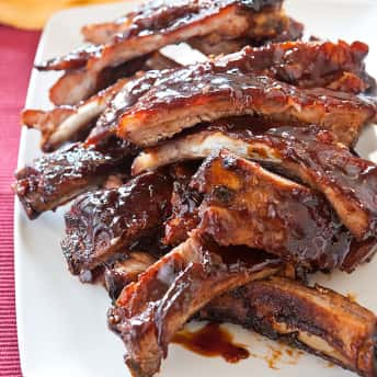 Recipe asian style ribs think, that