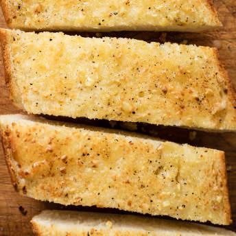 America S Test Kitchen Classic American Garlic Bread Recipe