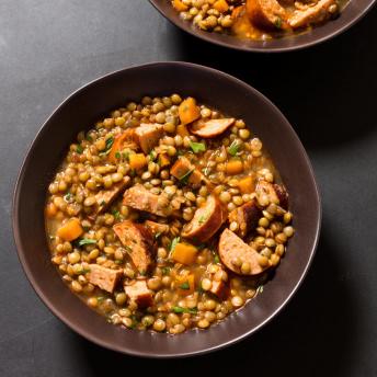America S Test Kitchen Lentil Soup