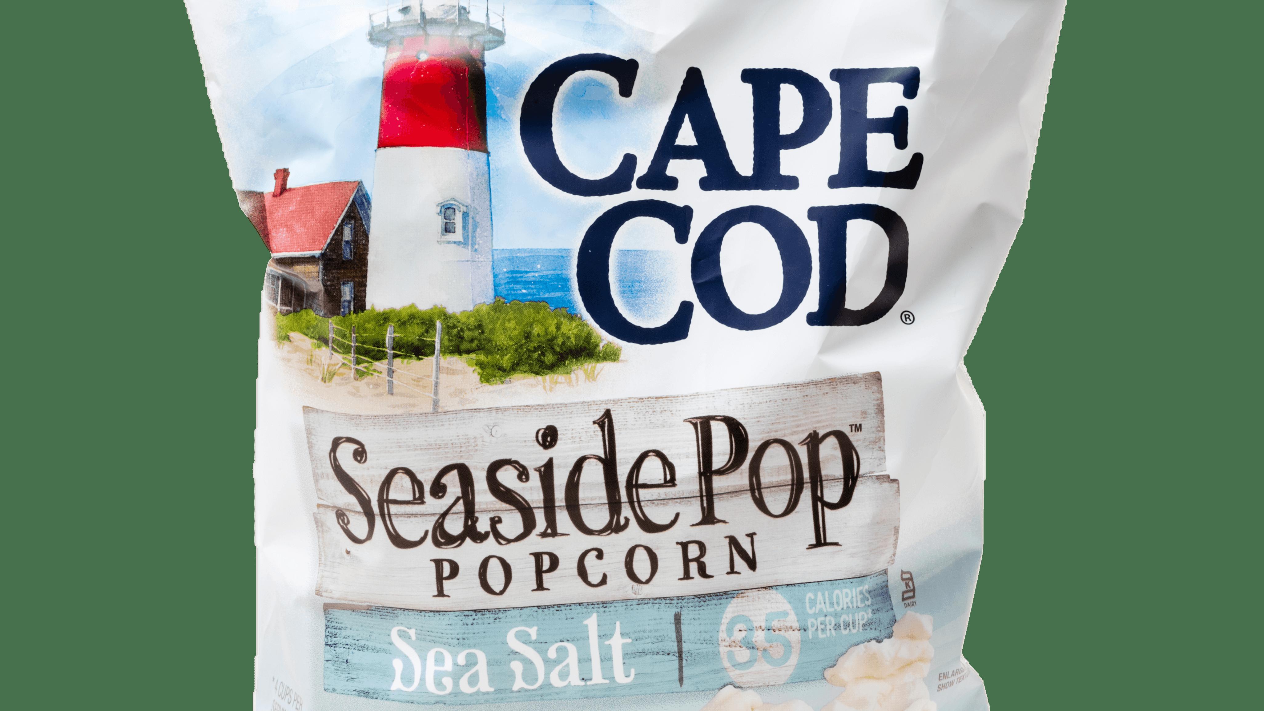 34205 sil bagged popcorn cape cod sea salt popcorn