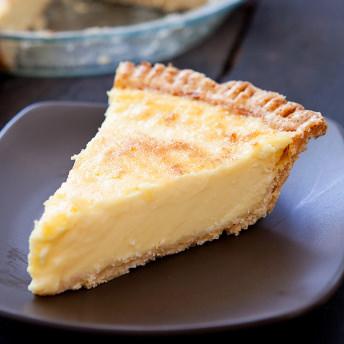 Buttermilk Pie America S Test Kitchen