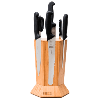 Knife Block Sets | America's Test Kitchen on red knife set, calphalon 16 piece knife set, calphalon knife block set, gladiator knife block set, sunbeam knife block set, zebra knife set, emeril knife block set, sabatier knife block set, henckels knife block set, cuisinart knife block set, oster knife block set, wolfgang puck knife block set, fiesta knife block set, jcpenney knife set, ronco knife block set, voodoo knife block set, global knife block set, hampton forge knife block set, guy fieri knife block set, oxo knife block set,