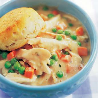 Skillet Chicken Pot Pie America S Test Kitchen