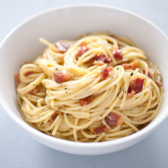 America S Test Kitchen Spaghetti Carbonara
