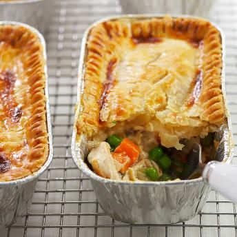America S Test Kitchen Freezer Chicken Pot Pie