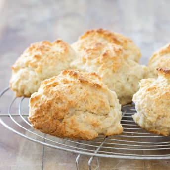 Virginia Willis Shares the Secret of Perfect Southern Biscuits