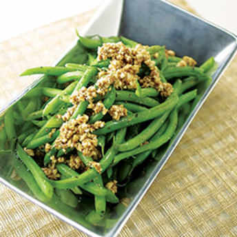 America S Test Kitchen Skillet Green Beans