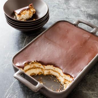 Chocolate Eclair Cake Recipe From Scratch