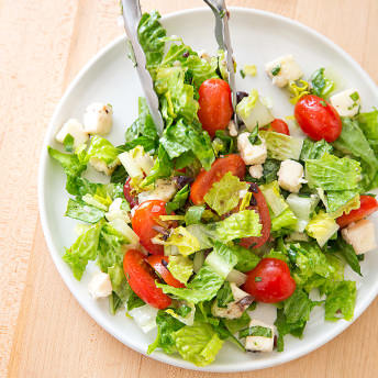 Chopped Caprese Salad Cook S Country